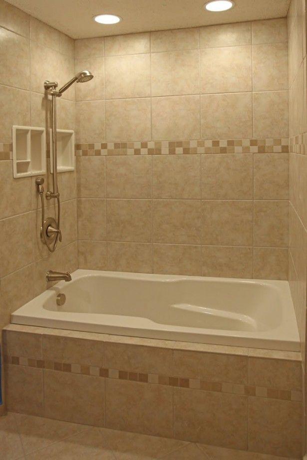 Niche placement - behind hand shower bar Bathroom ideas