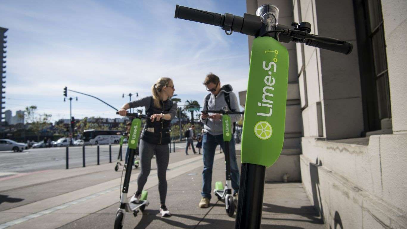 This Scooter-Sharing Company Wants to Fill the Streets with 'Transit