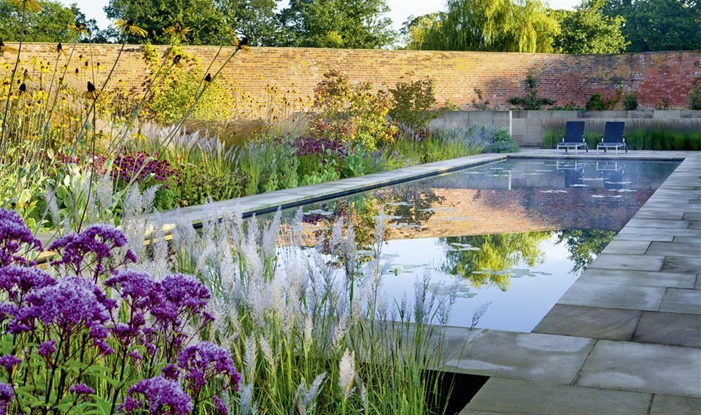 Garten des monats jahres startseite garten des monats - Wasserteich im garten ...
