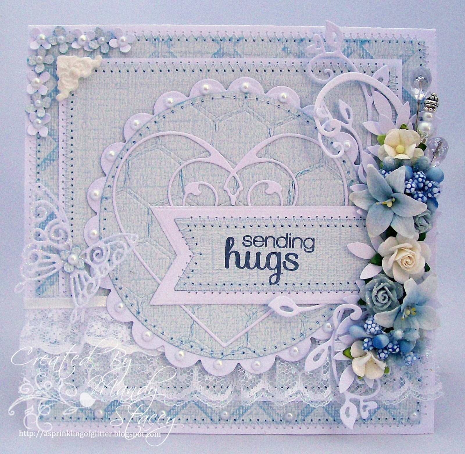 Simon Says Stamp Challenge | Tattered Lace Cards | Pinterest | Cards ...