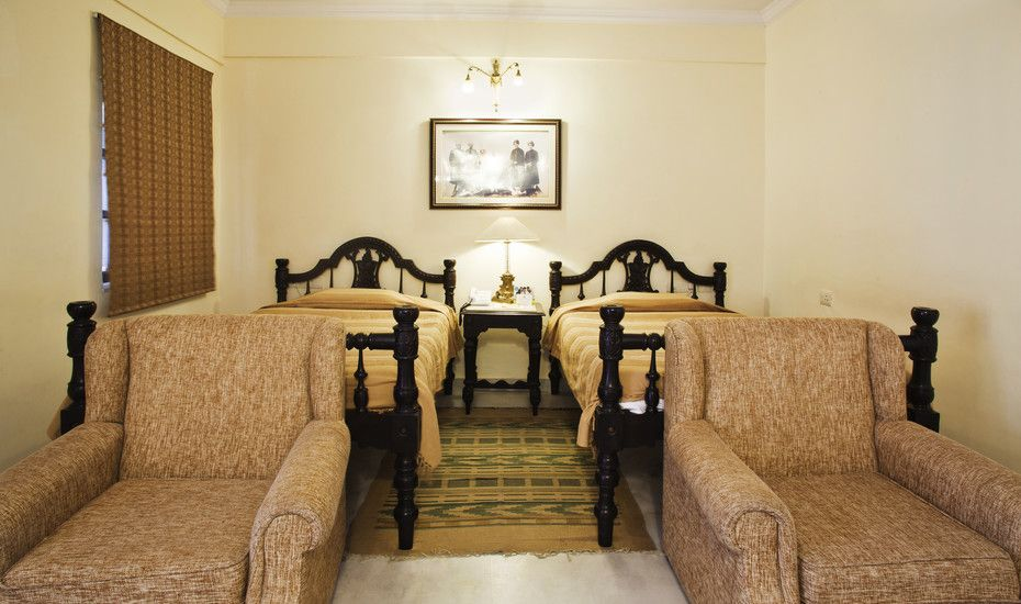 A Royal Heritage Destination consisting of exquisitely decorated and well equipped rooms with various amenities ensuring a comfortable stay.