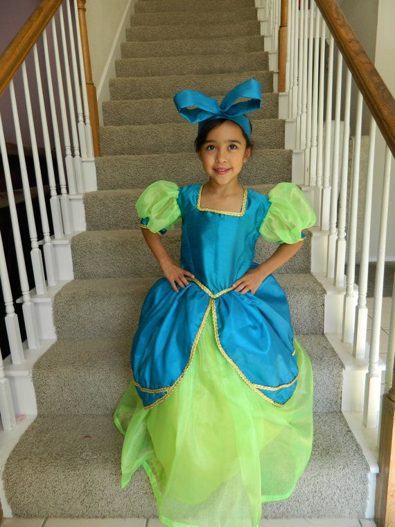 Drizella Costume Cinderella S Wicked Step Sister By Dipdesigns