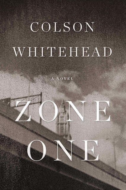 Zone One by Colson WhiteheadBecause you don't have enough to freak out about. But, in all seriousness, if there's ever a zombie apocalypse, we think it's best to be prepared.