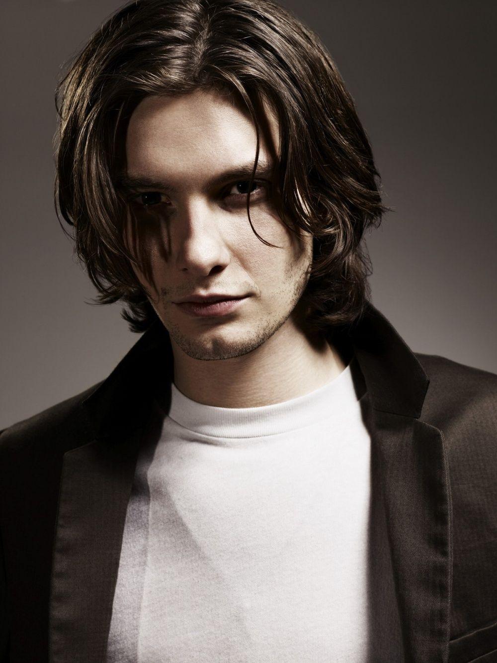 Ben Barnes Fashion Photoshoot Mens Hairstyles Long Hair Styles Men Straight Hairstyles