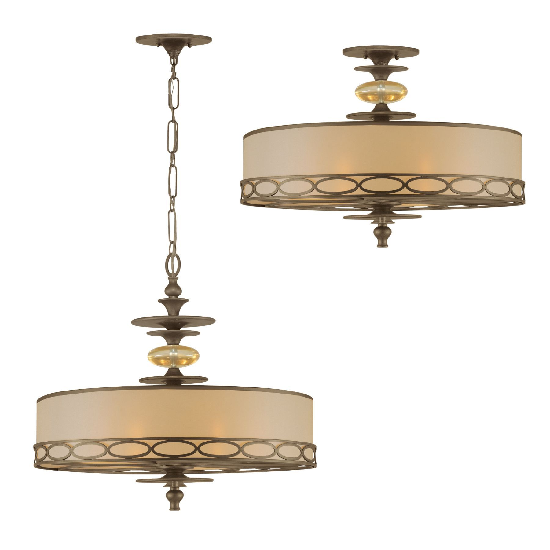 Crystorama 9609 ab light gold semi sheer shade antique brass crystorama 9609 ab light gold semi sheer shade antique brass chandelier traditional brass gold 1 tier aloadofball Image collections