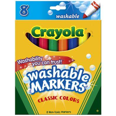 Walmart: FREE Crayola Washable Markers!!**** - Krazy Coupon Club ...