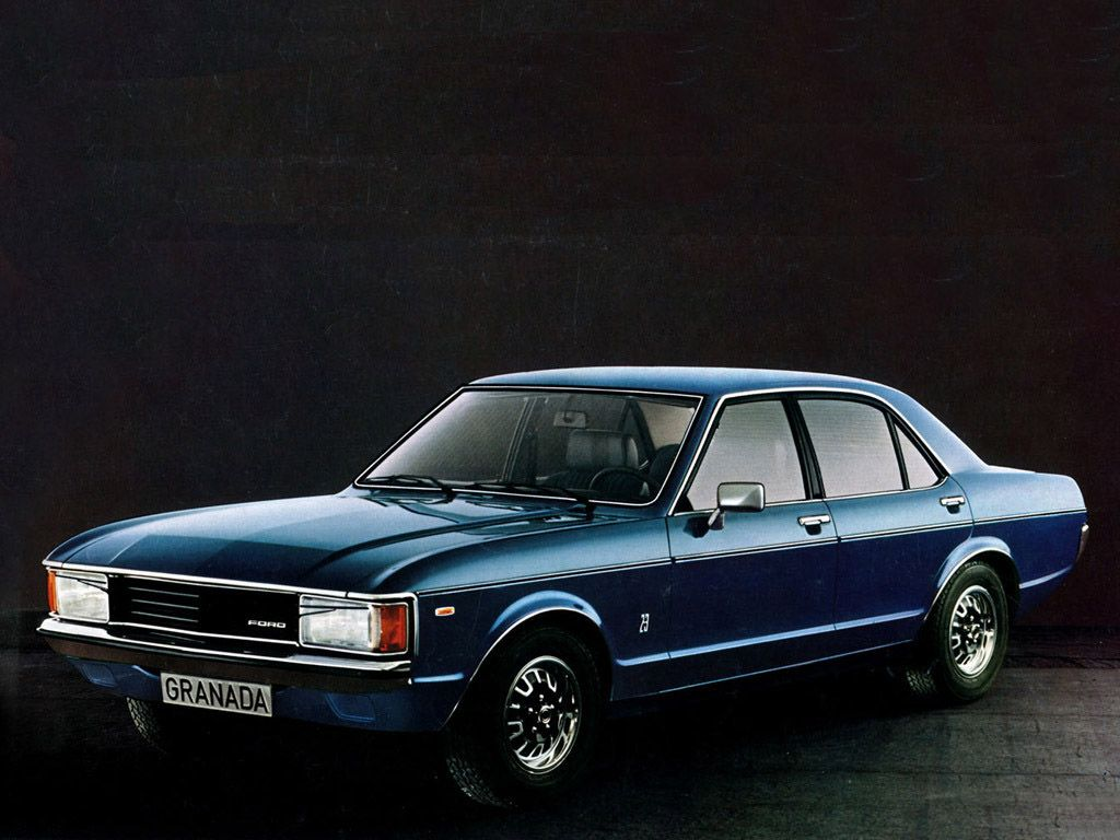 Ford Granada - the story of the legendary model 70s 82