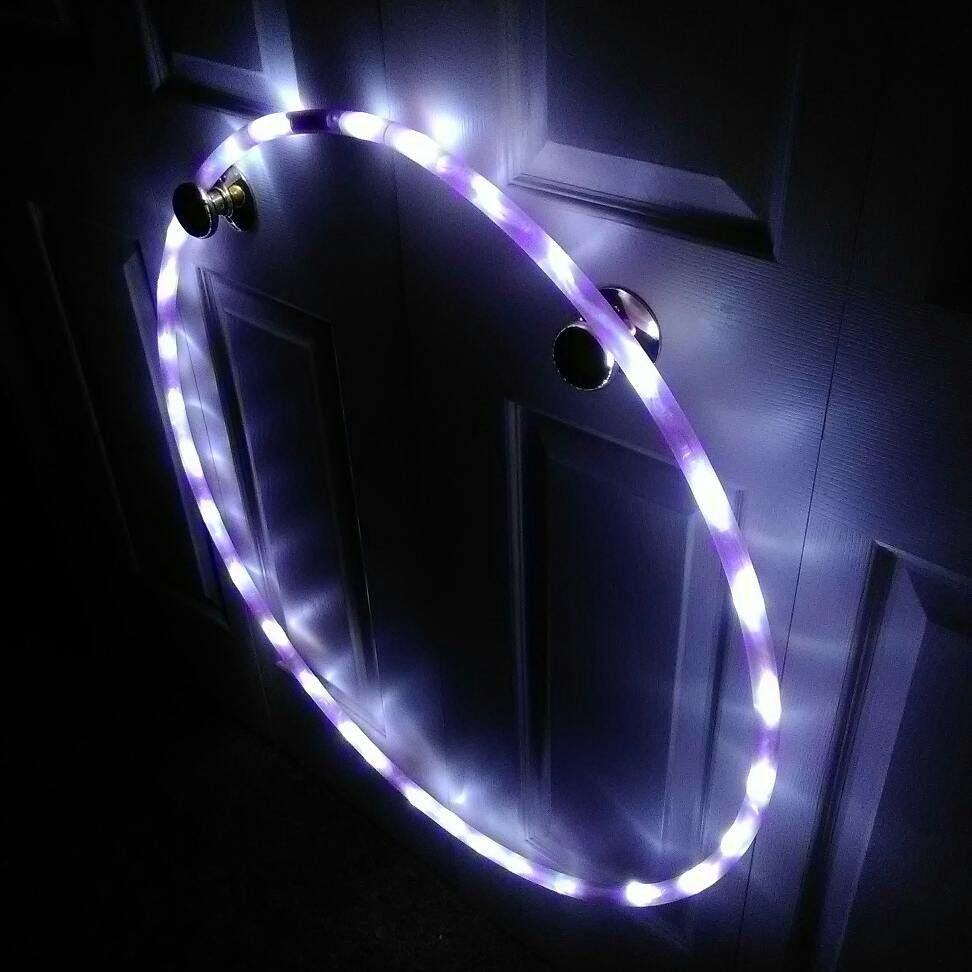 Synergy Purple Led Light Up Hula Hoop Mere Whimsies Of Wants On Pinterest And Hoops