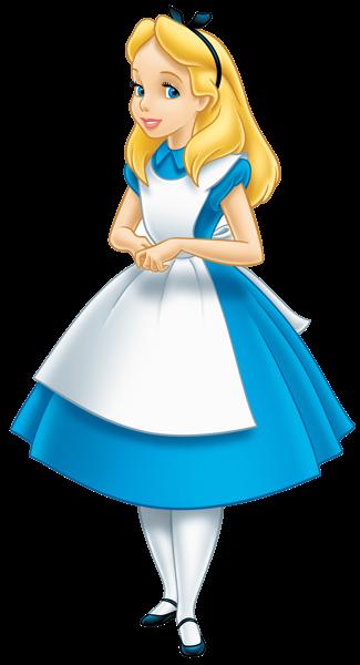 Coleccion ...Alicia en el pais de las maravillas...Transparent Alice ...