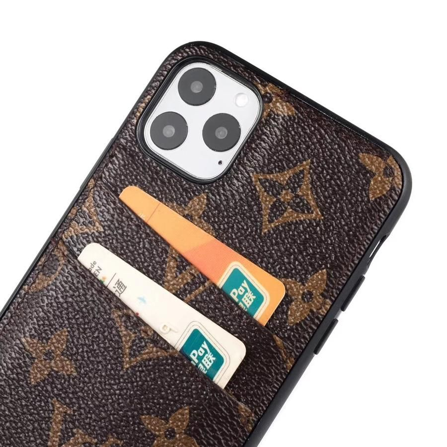 louis vuitton iphone 7 plus case with card holder
