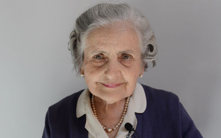 MI RINCON ESPIRITUAL: Teresa Cavestany, catequista durante 70 años: «Jes...