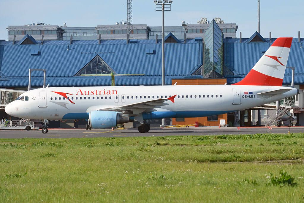 Austrian Airlines Fleet Airbus A320200 Details and