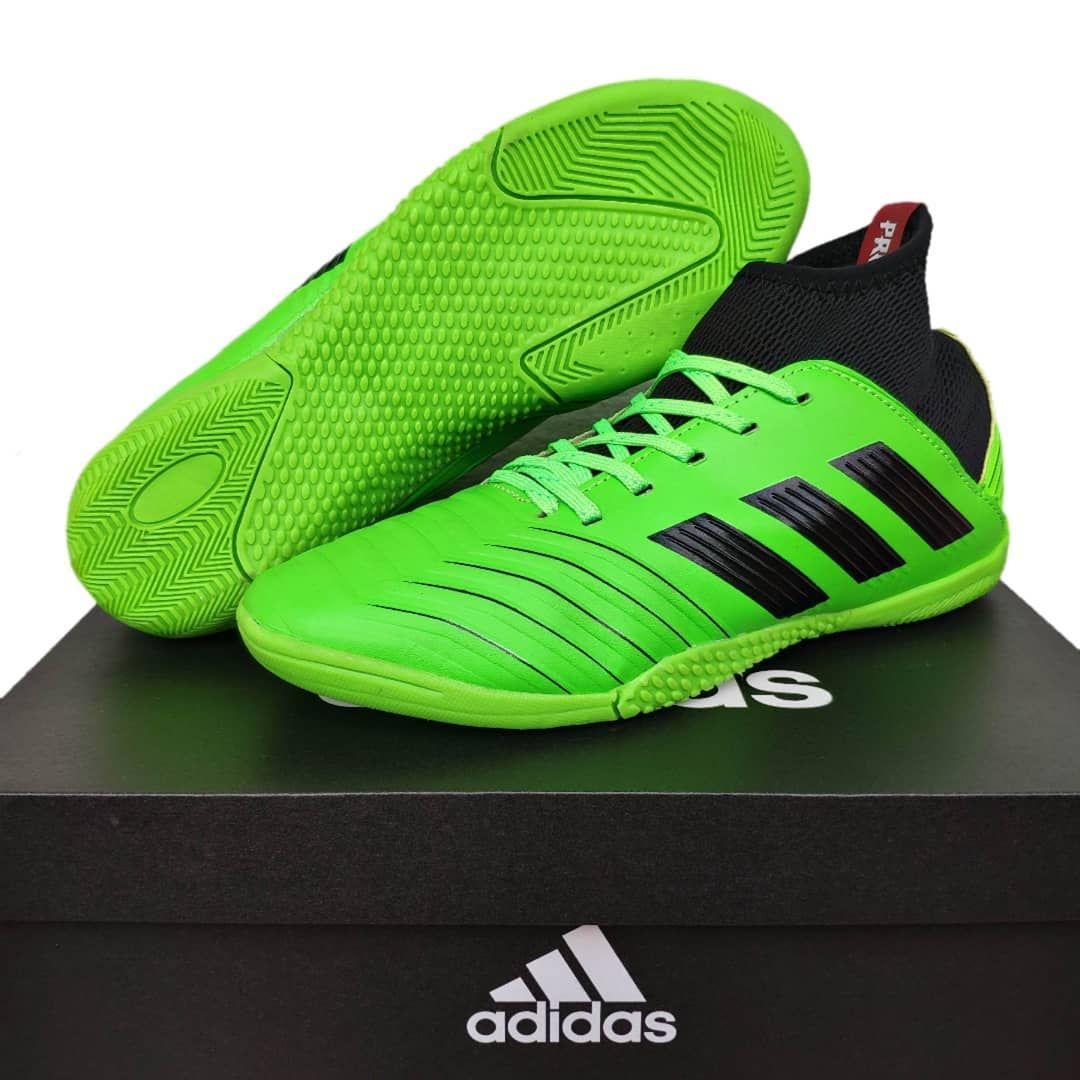 Sepatu Futsal Adidas Predator Booth Grade Ori Size 39 43 Info