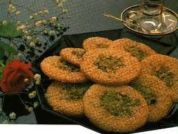 Resultado De Imagen Para حلويات سورية بالصور Food Bagel Meat