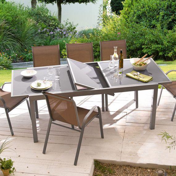 Gartentisch Futura, ausziehbar, #gartenparty #gartenmöbel #garten ...