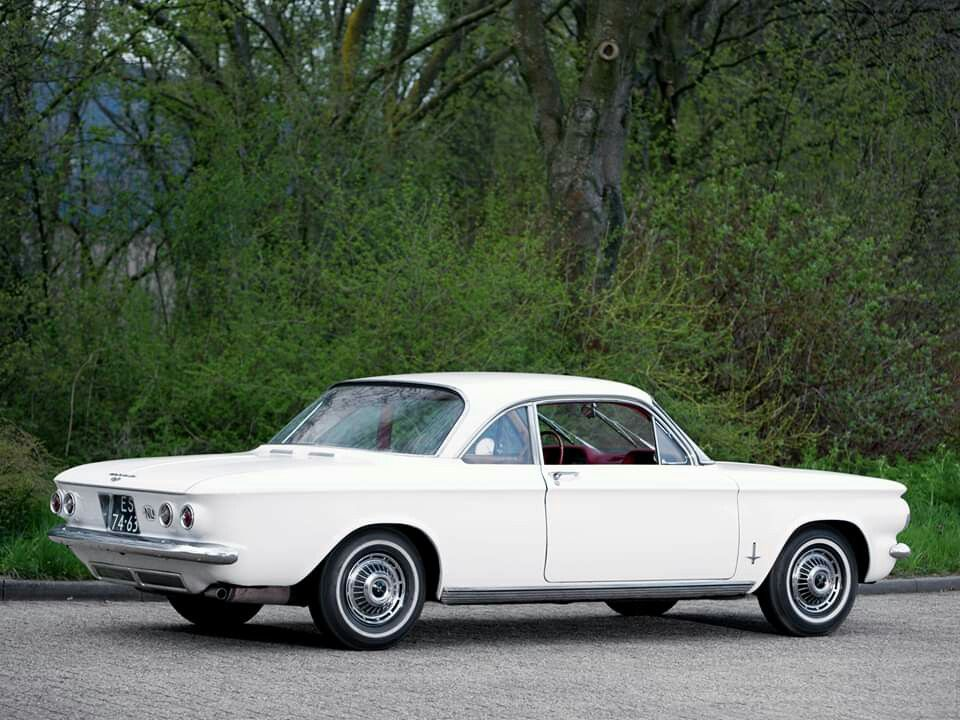1963 Chevrolet Corvair Monza 900 Club Coupe in 2020
