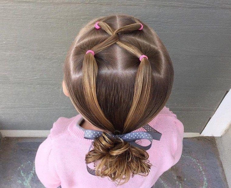 Peinados Para Ninas Consulta Nuestras Propuestas Para El Verano Nuevo Decoracion Peinados Para Ninas Peinados Escolares Faciles Peinados Infantiles