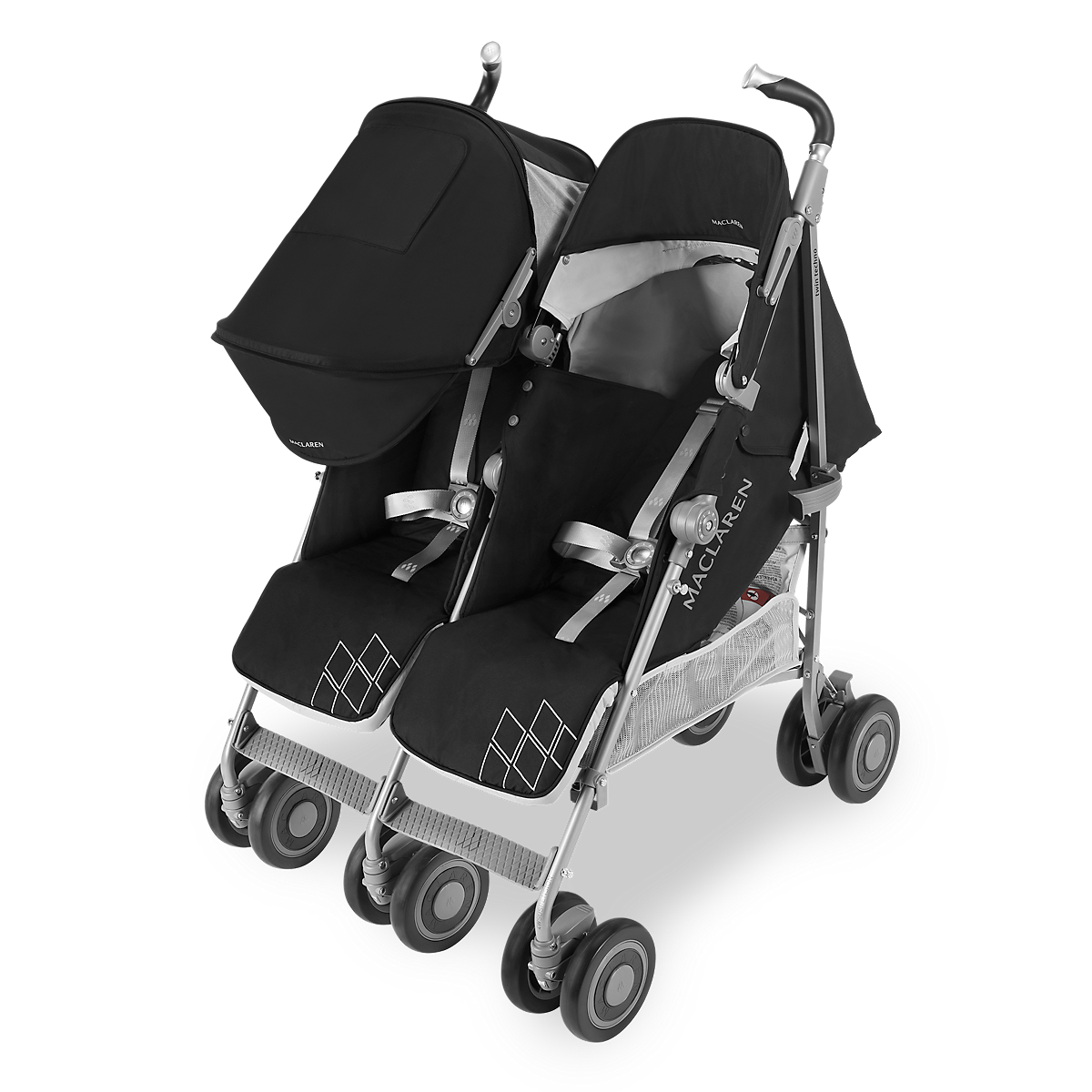 Twin Techno Stroller, Baby jogger city select, Stroller