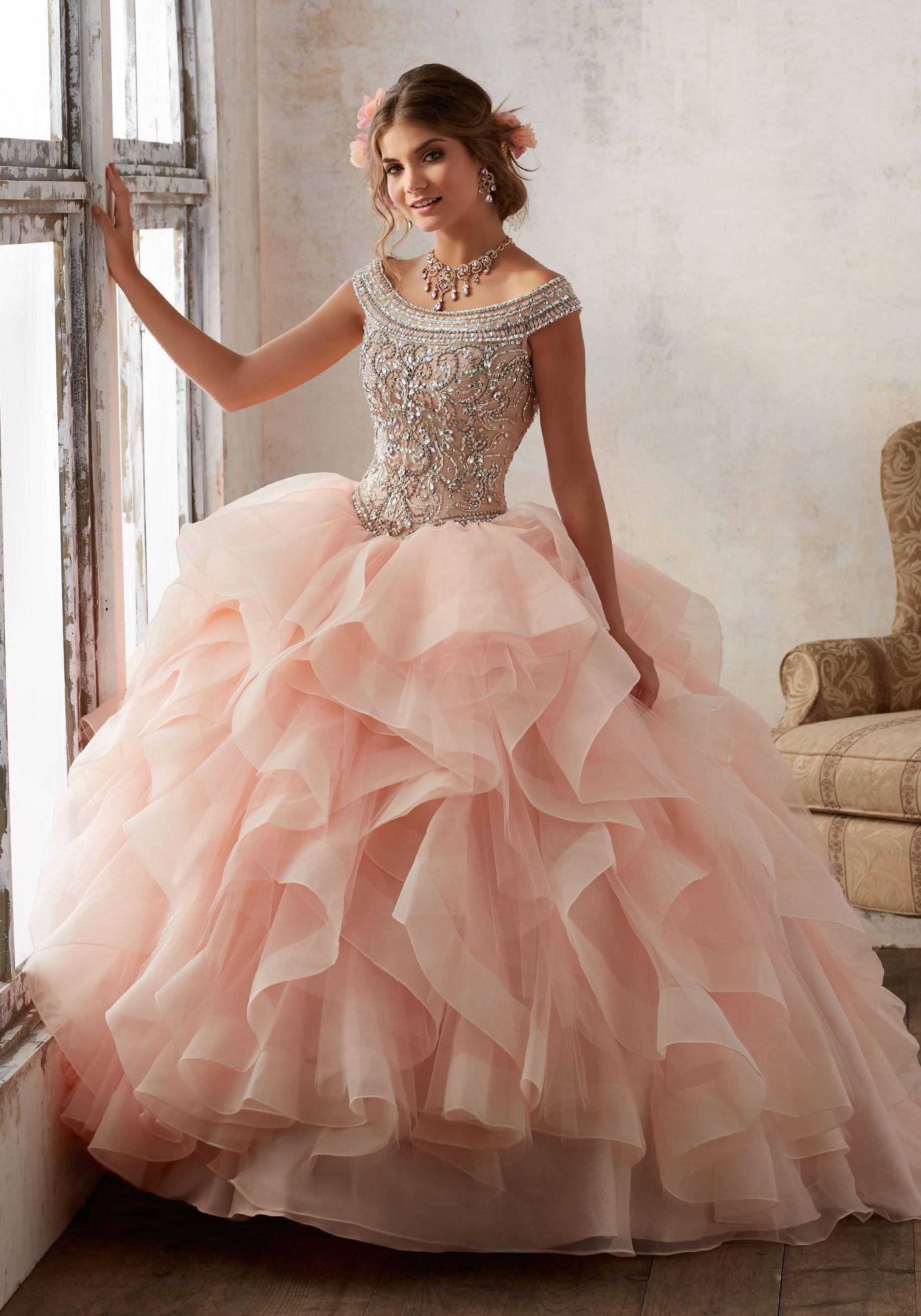 20 New Off-the-shoulder Quinceanera Dresses - Quinceanera 36b0ddc81b26