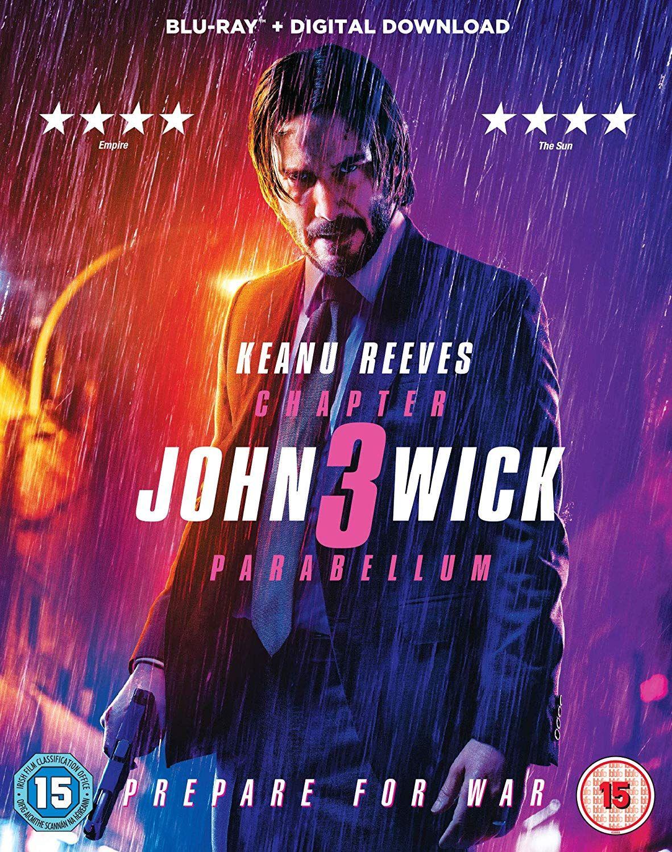 John Wick 3 Parabellum 2019 Estare Vivo Y Siempre La Recordare John Wick Movie Chapter 3 Keanu Reeves