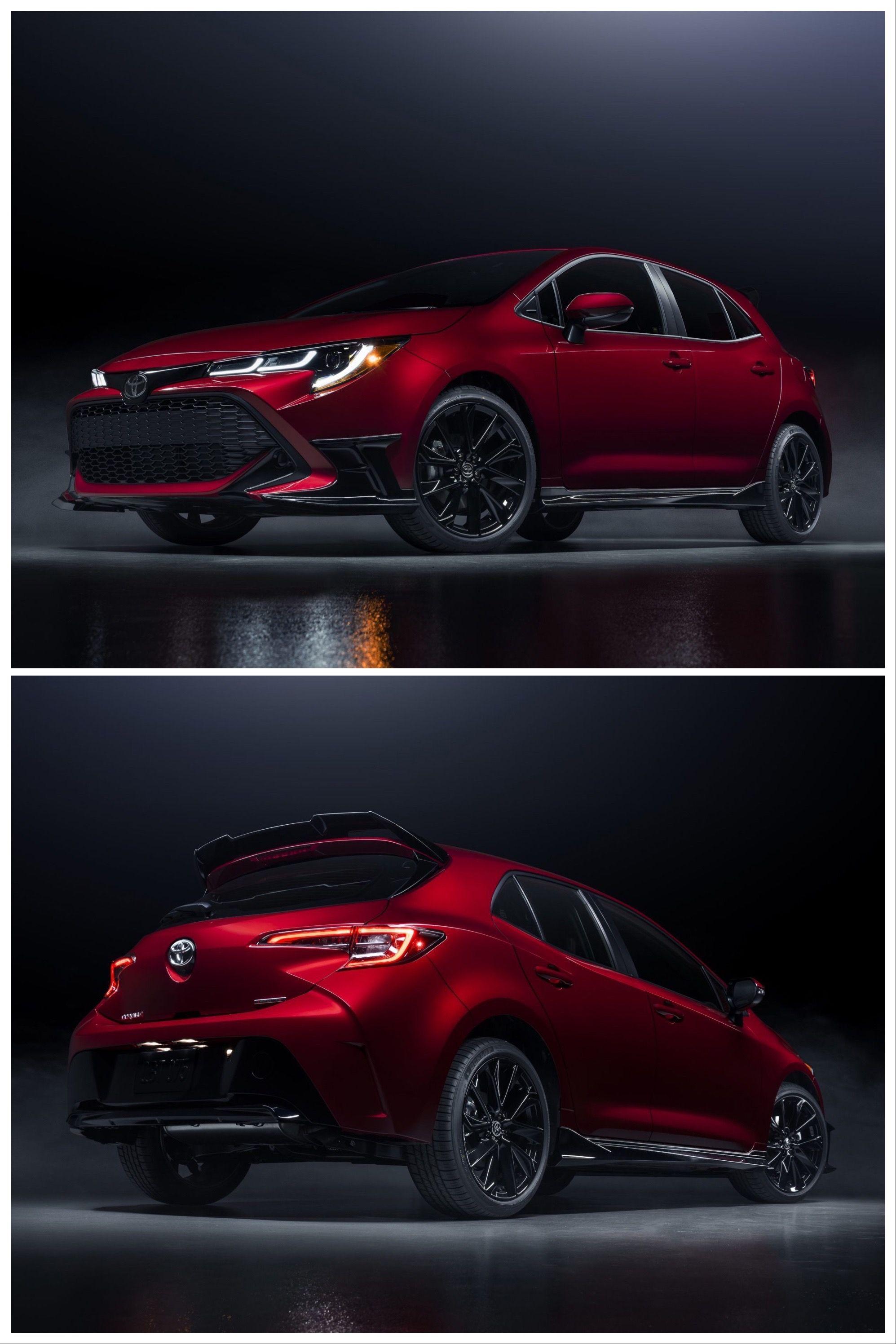 2021 Toyota Corolla Hatchback Images