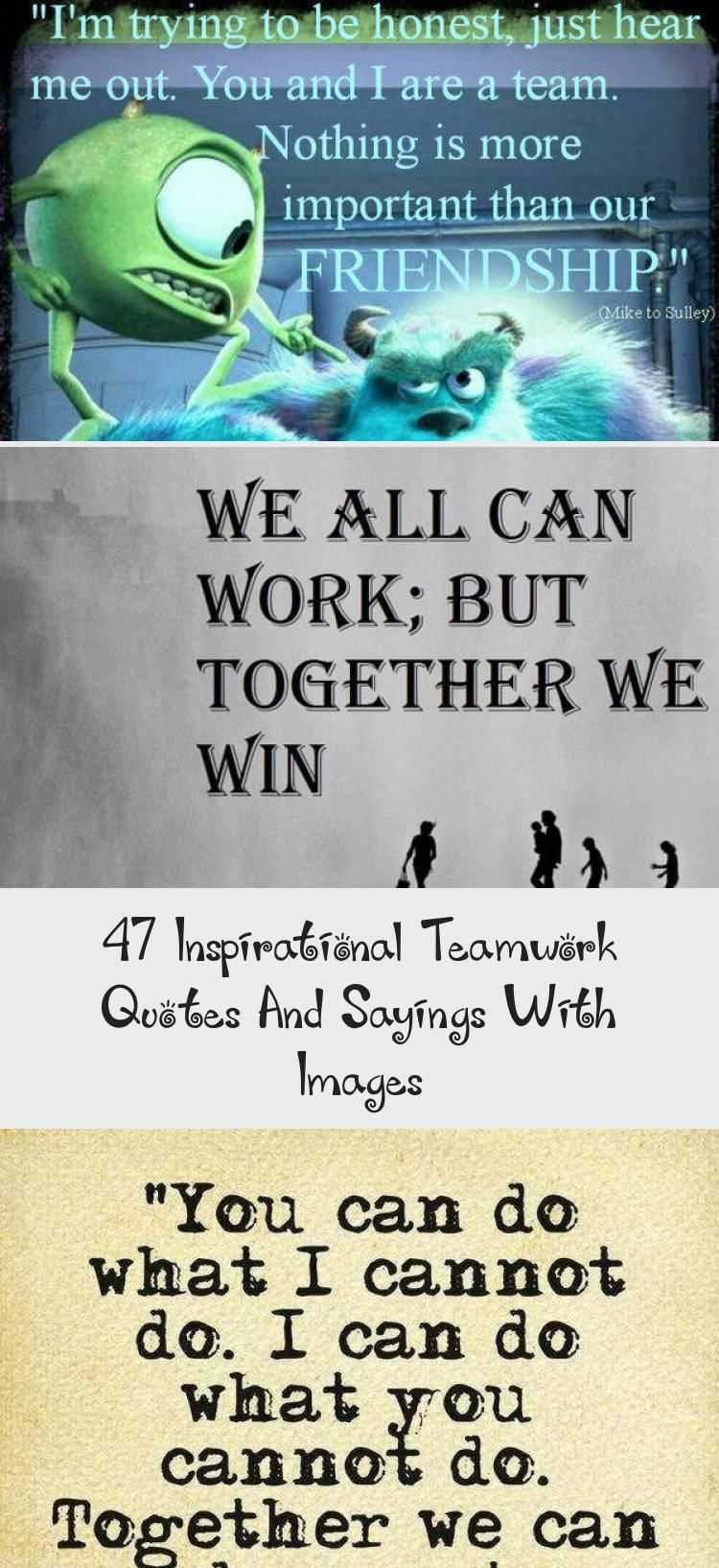 The Most Inspirational Famous And Funny Teamwork Quotes An Sayings For Sports For Teachers Teamwork Quotes Funny Teamwork Quote Inspirational Teamwork Quotes