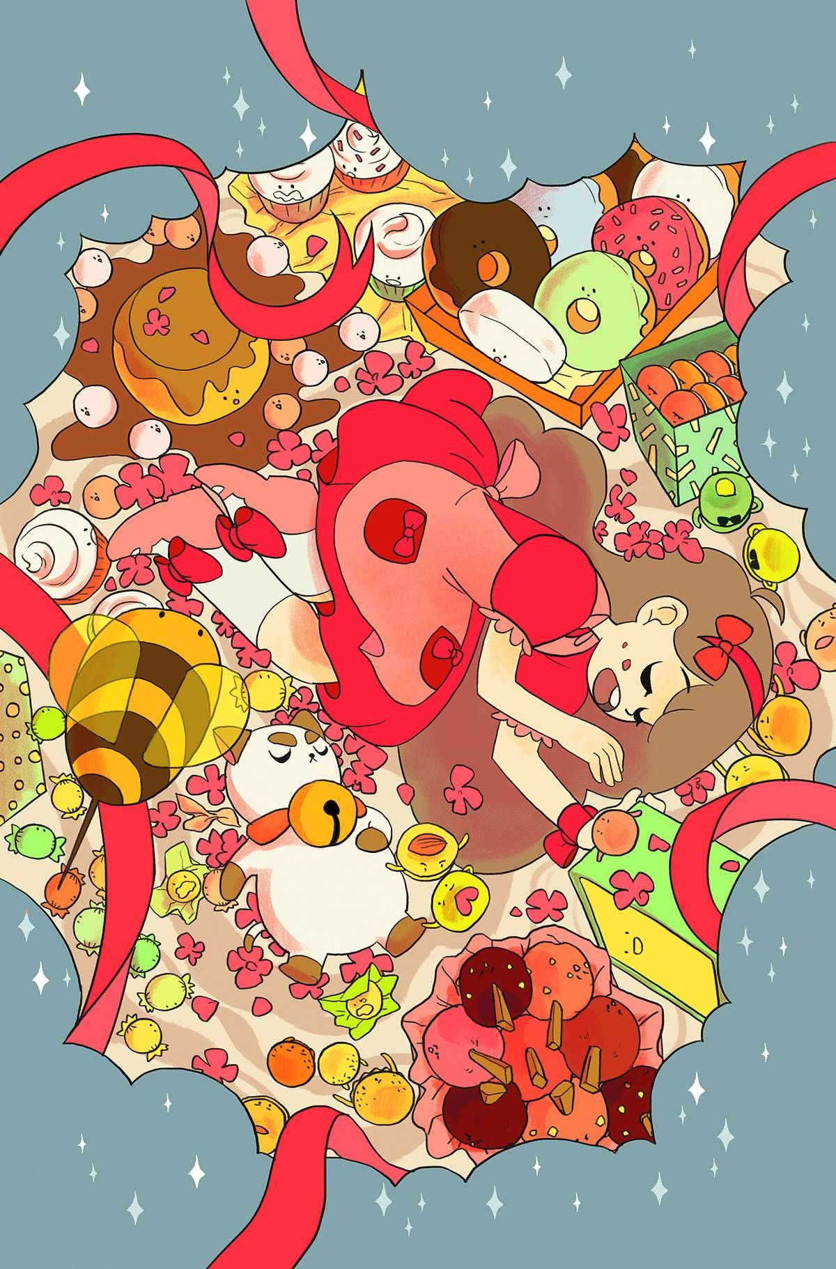 Bee and Puppycat wallpaper Bee and puppycat, Geeky, Bee