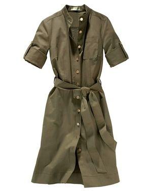 24bef338686730 Brigitte von Schönfels Hemdblusenkleid (grün) - Dirndl   Kleider -  Bekleidung - Damenmode Online Shop - Frankonia.de