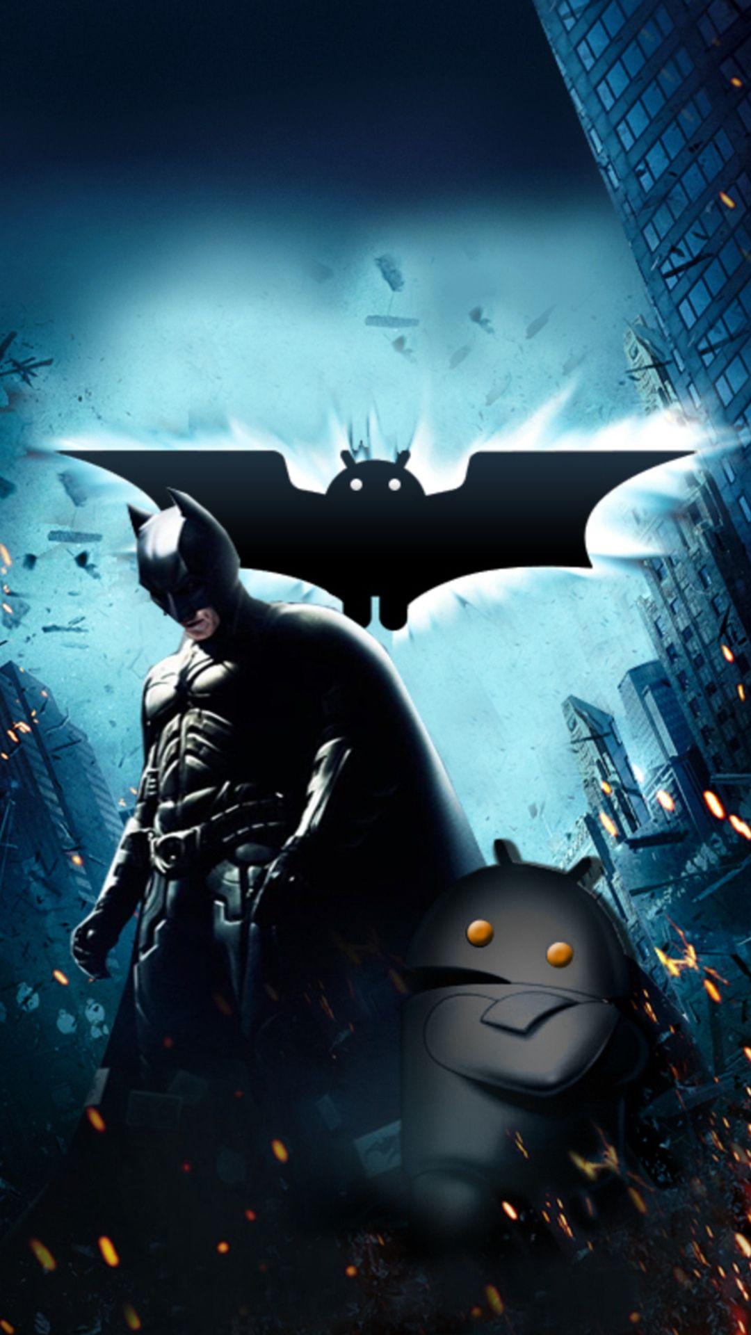 Pin de Debora Silva em Best of Android Gotham, Batman