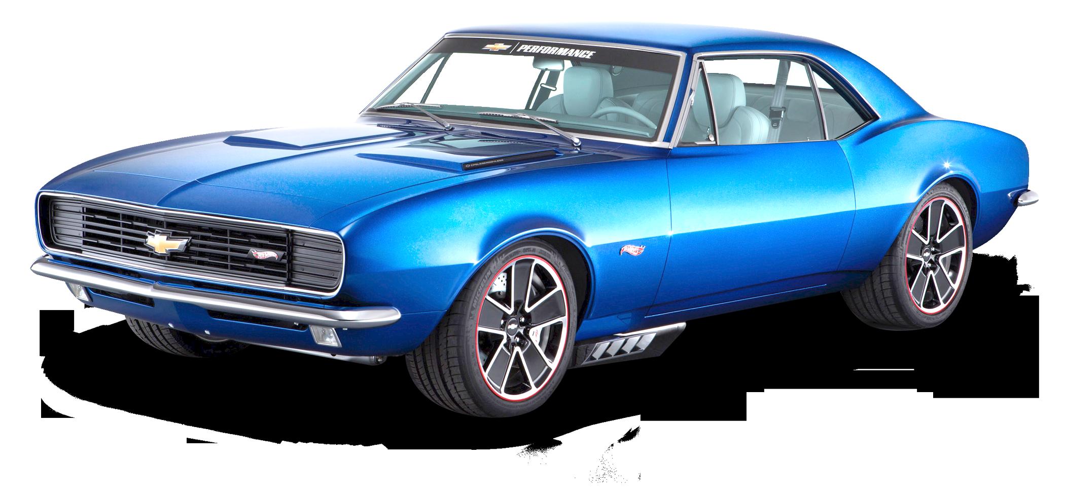 Blue Chevrolet Camaro Car Png Image Camaro Car Chevrolet Best Classic Cars