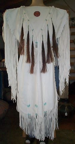 Native American Wedding Dresses | Native American & Rendezvous Clothing & Moccasin Patterns