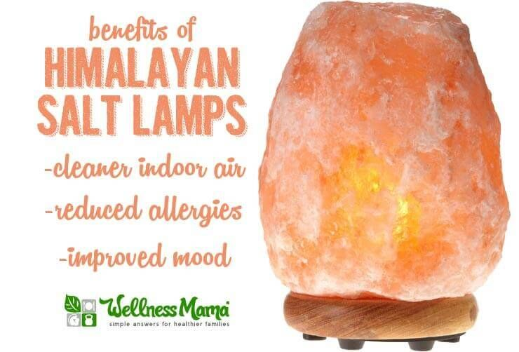 Salt Rock Lamp Benefits Mesmerizing Himalayan Salt Lamps 4 Important Benefits For Your Home  Himalayan Design Decoration