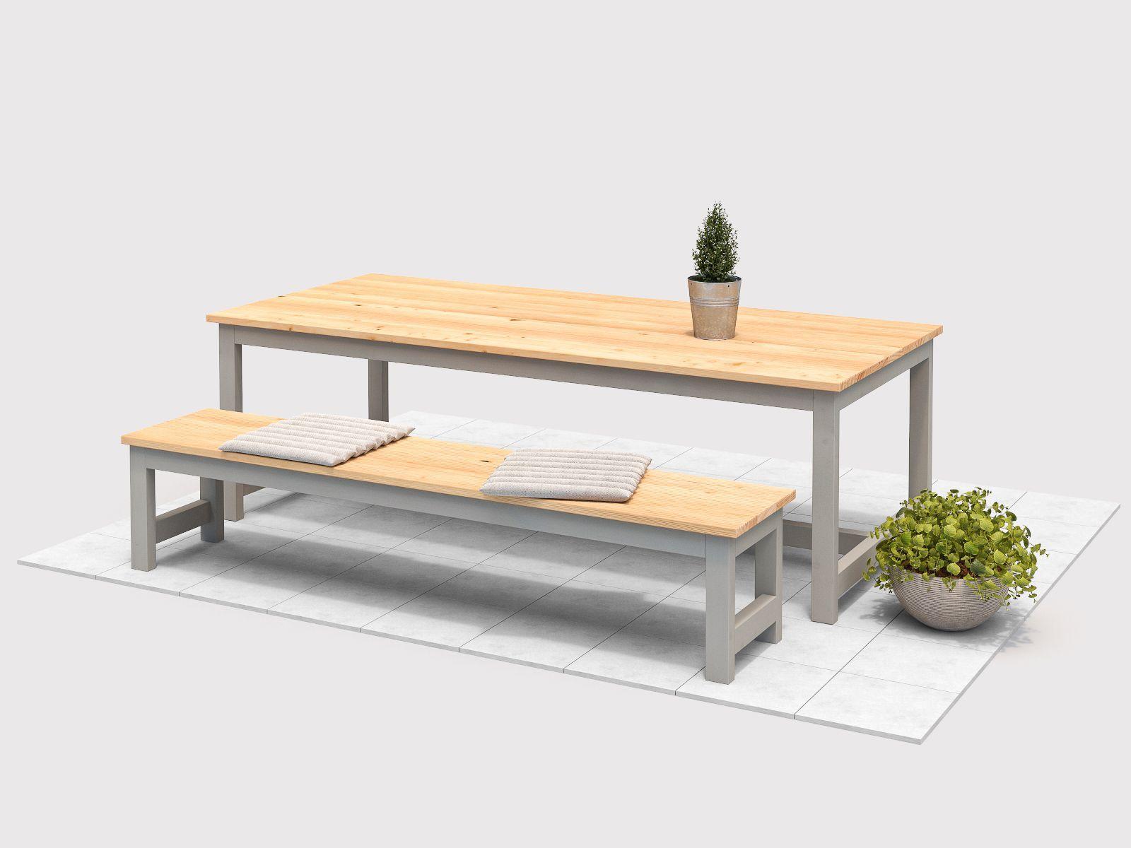 Gartentisch Richard Create By Obi Gartentisch Terrassen Tische Terrassentisch