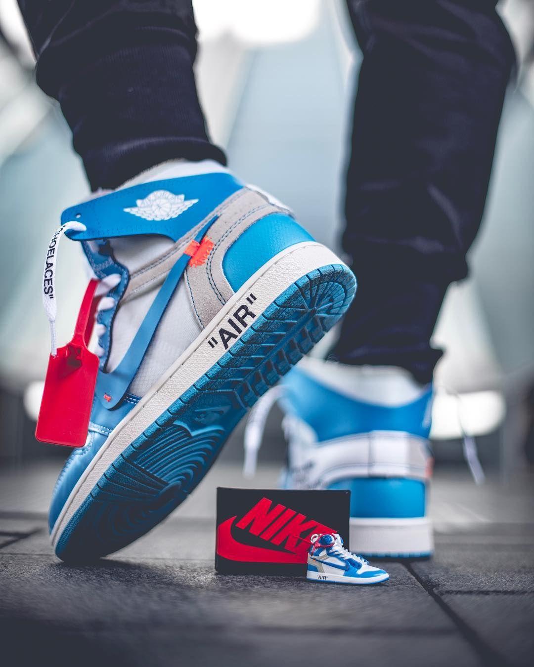 Off White X Nike Alle News Und Releasedates Der Beruchtigten