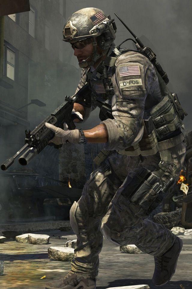 From Call Of Duty Modern Warfare