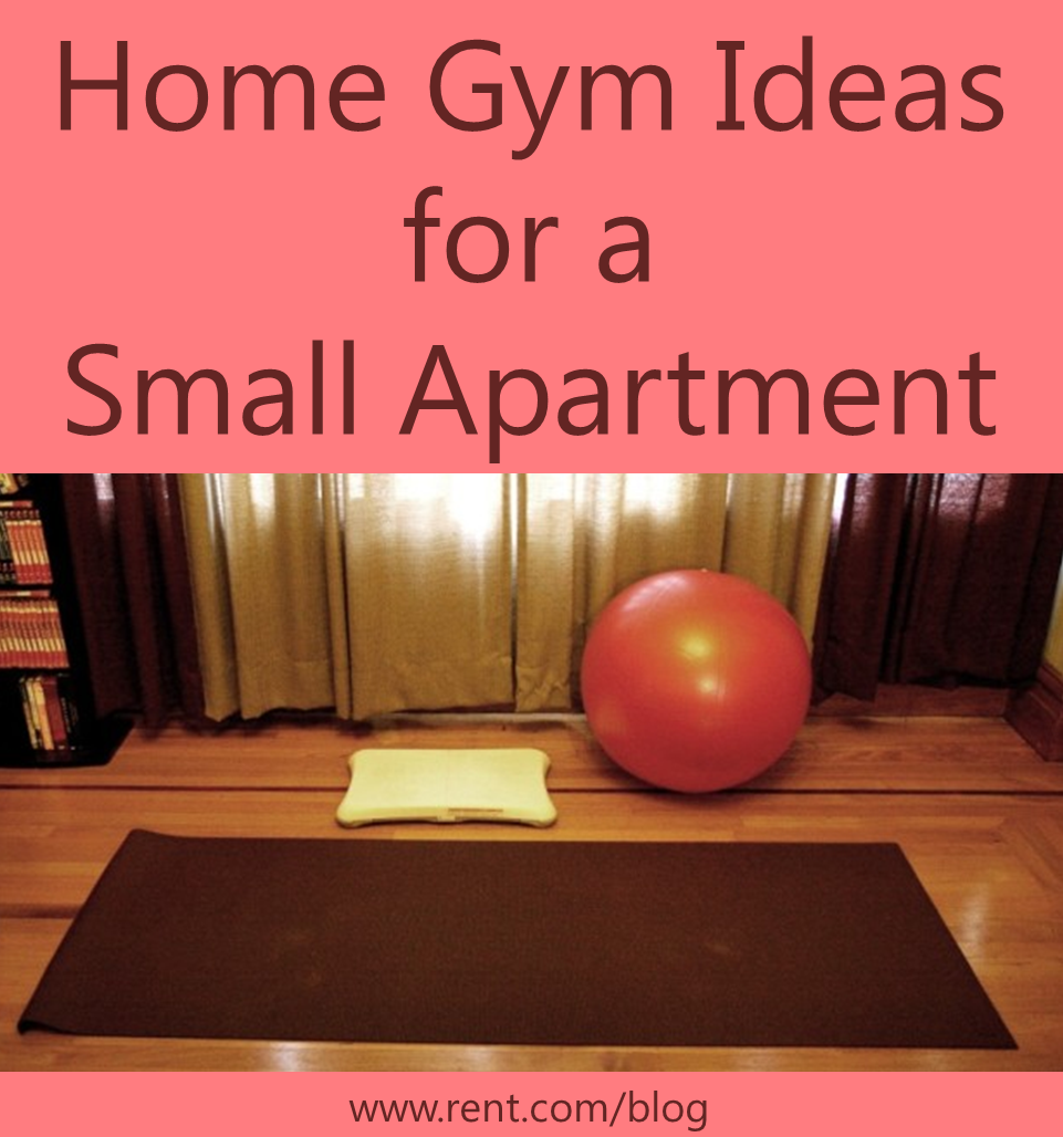 Home Gym Ideas for a Small Apartment | Home gyms, Stay fit and ...