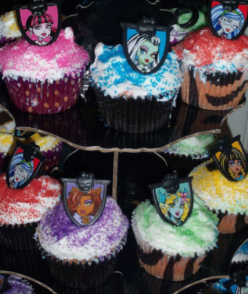 monster high birthday party ideas | pinterest | monster high
