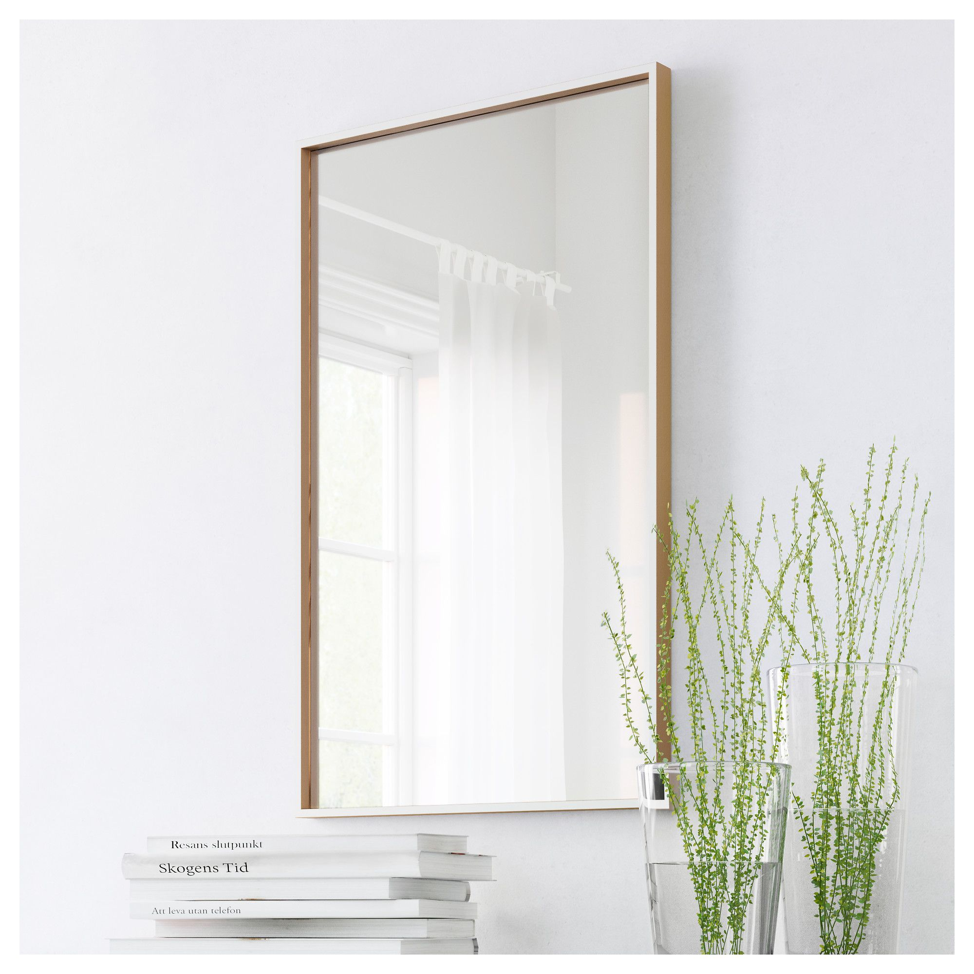 IKEA SKOGSVÅG mirror Suitable for use in most rooms, and tested and ...