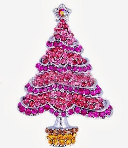 Christmas tree brooch JEWELRY CHRISTMAS TREE Pinterest