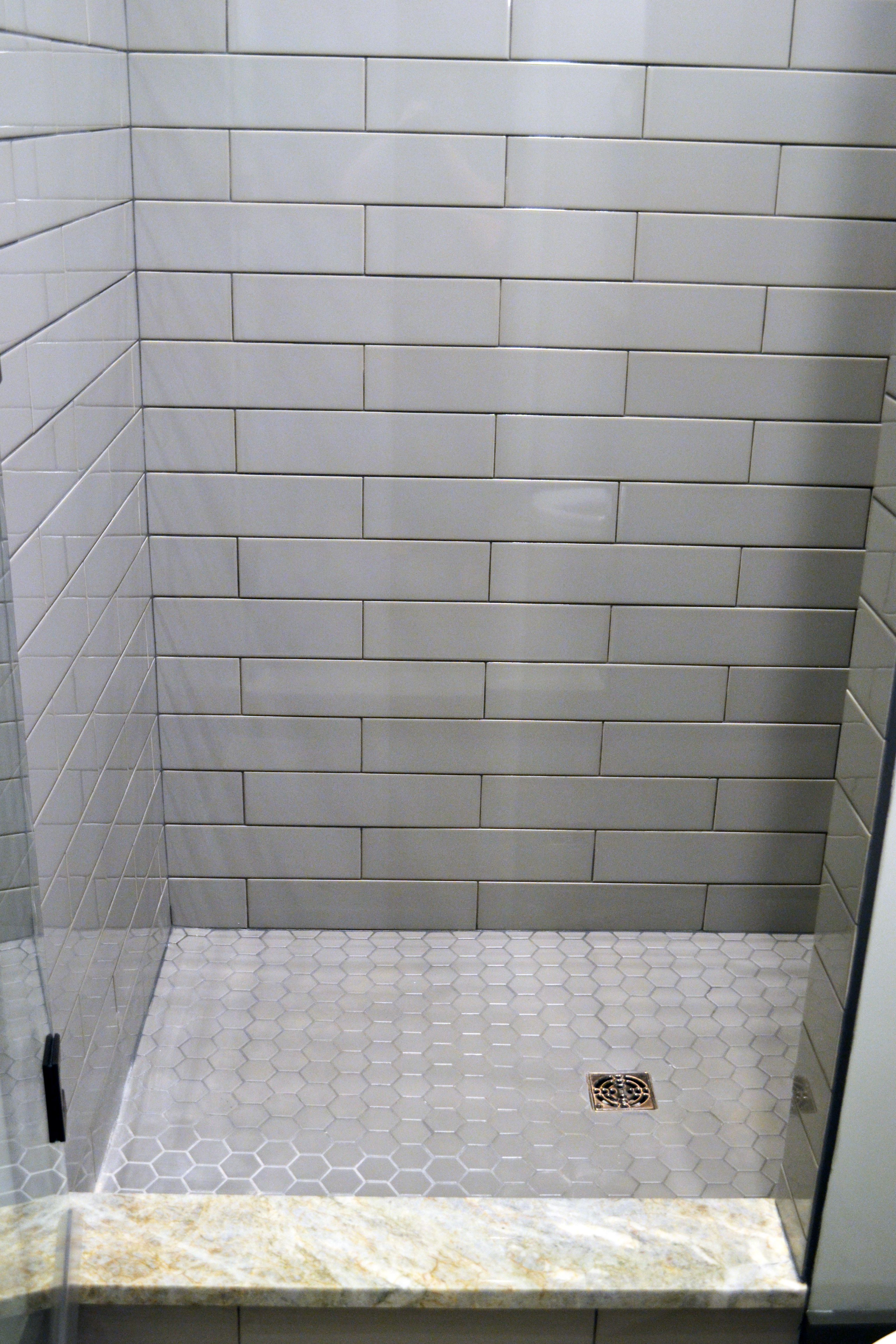 Shower Tile Parade Of Homes Bowling Green Kentucky Tile Trends