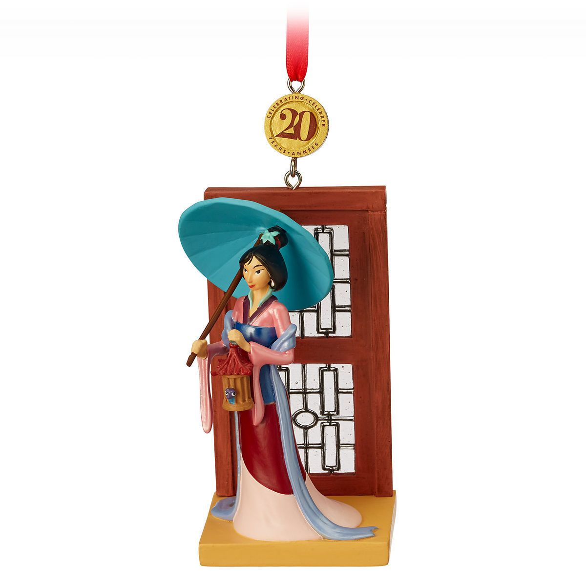 Coco Disney Miguel Singing Sketchbook Ornament