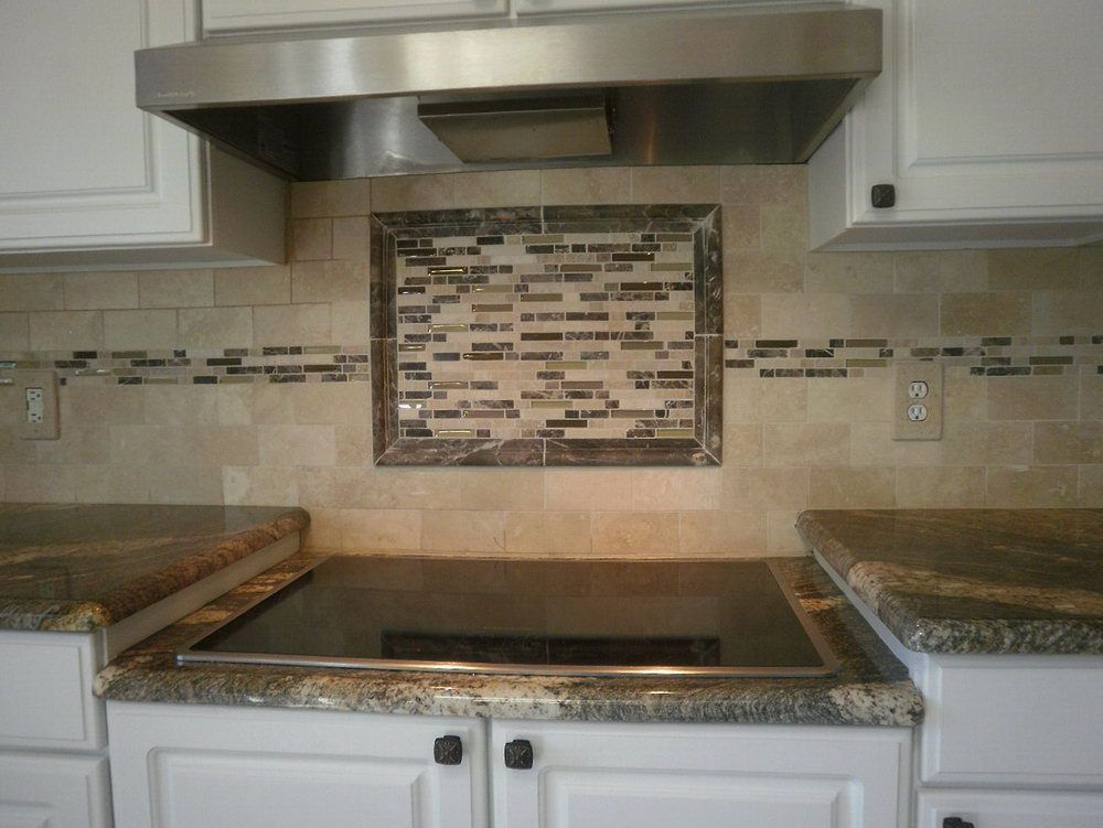 Home Depot Kitchen Backsplash Stainless Steel Tiles Install Your