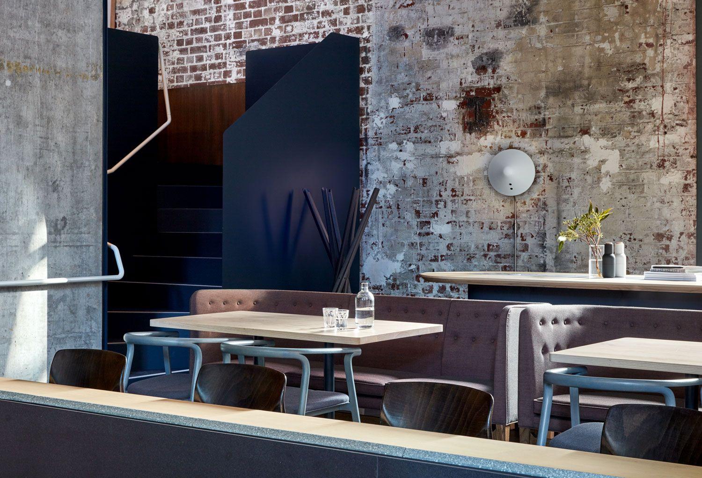 Higher Ground Melbourne By DesignOffice Restaurant Interior DesignRestaurant
