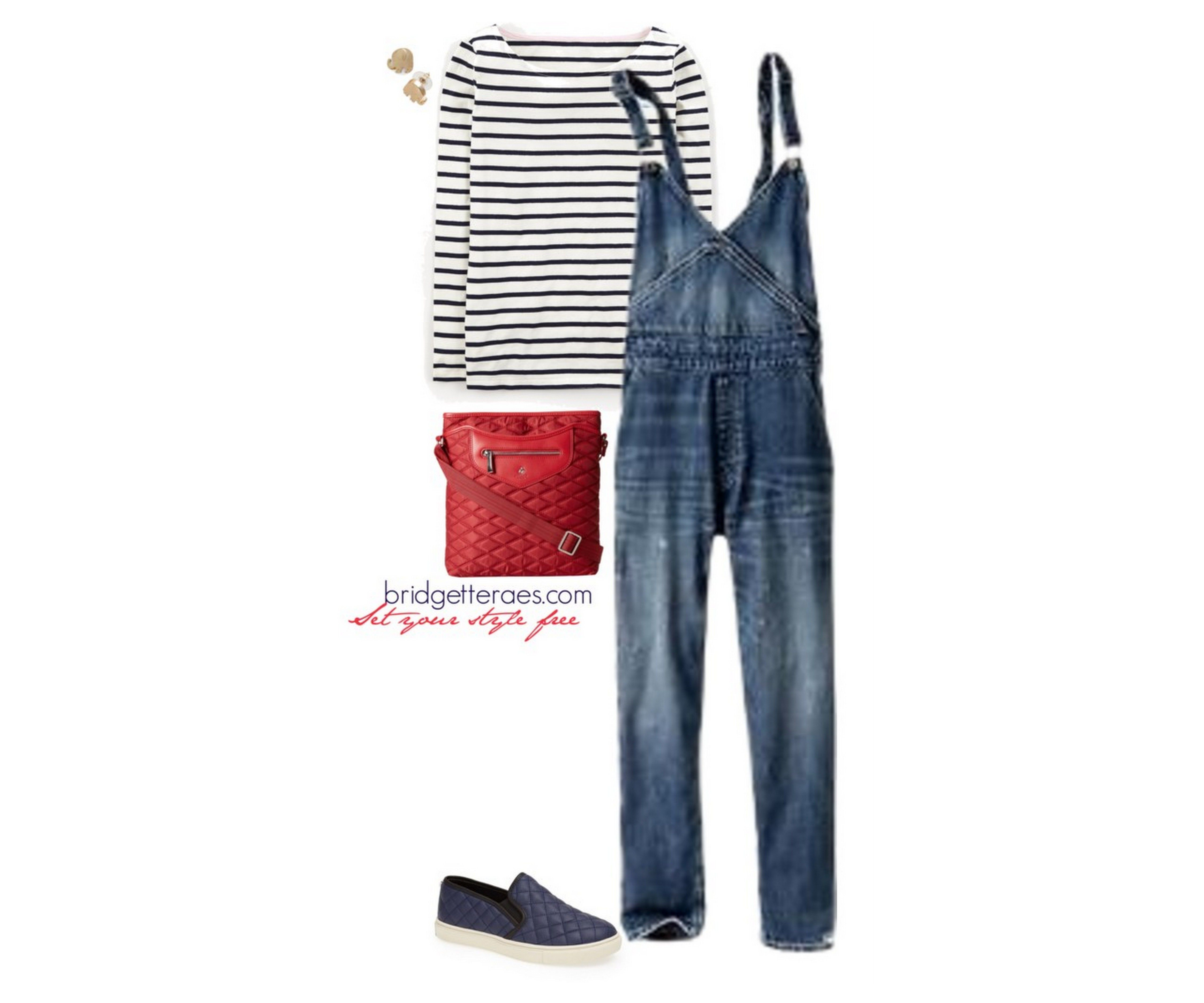 Stylish in Overalls Without Looking Five, Like a Farmer or a Fool - Bridgette Raes Style Expert
