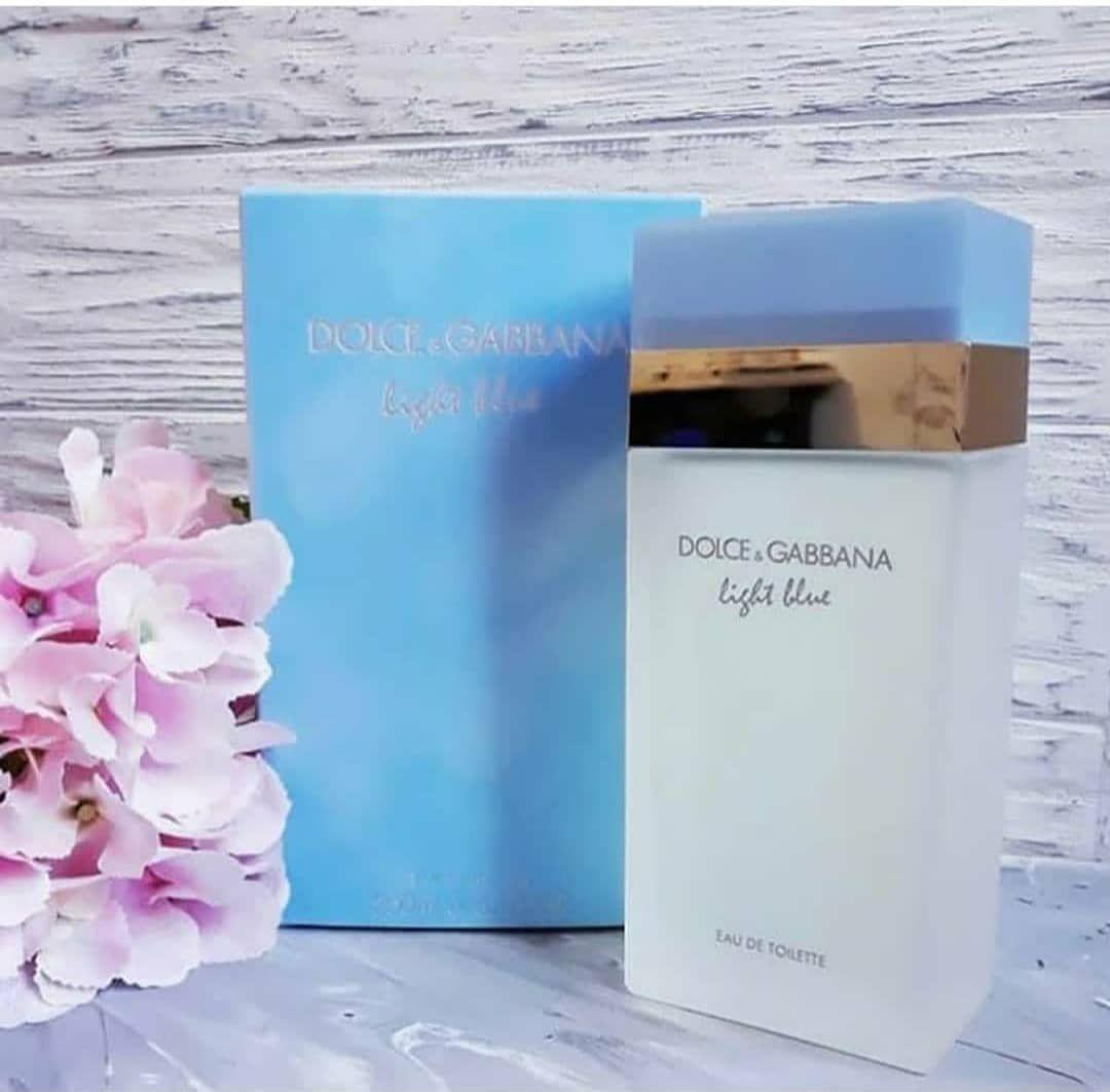 Perfume Dolce Gabbana Light Blue Feminino 100ml Vendas E Inf 27 999202626 Whatsapp Ou Direct Original E L Insta Fashion Phone Electronic Products