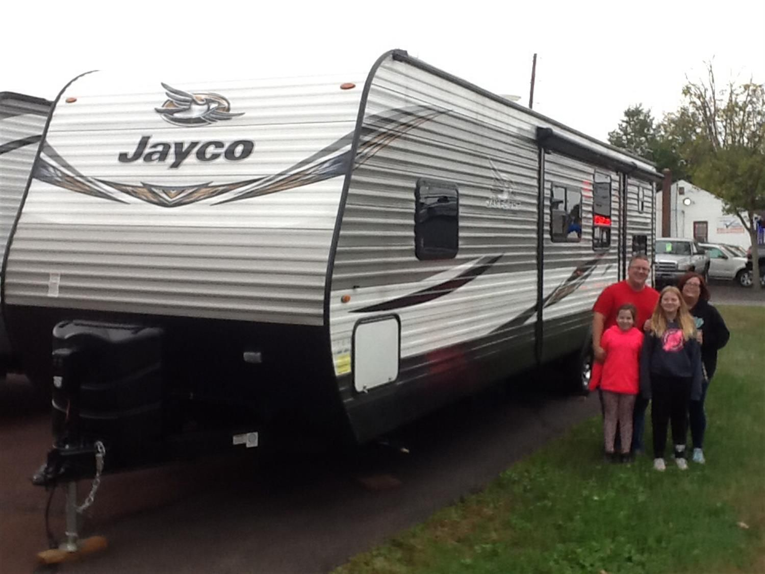 Congratulations Travis And Heather The Open Road Awaits You And Your New 2014 Keystone Hideout Thank You Aga Keystone Hideout Recreational Vehicles Open Road