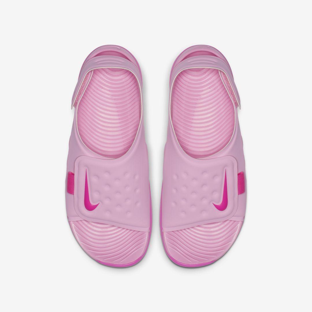 Photo of Nike Sunray Adjust 5 Little/Big Kids' Sandal. Nike.com