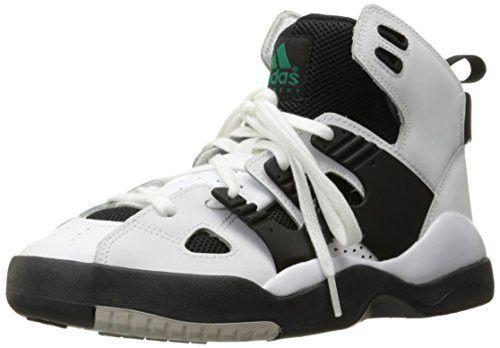 m25269 uomini è adidas originali eqt scarpe da basket bianco / nero