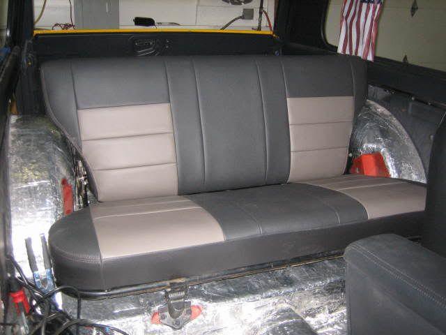 Katzkin seat covers from BJs - Page 2 - International Full