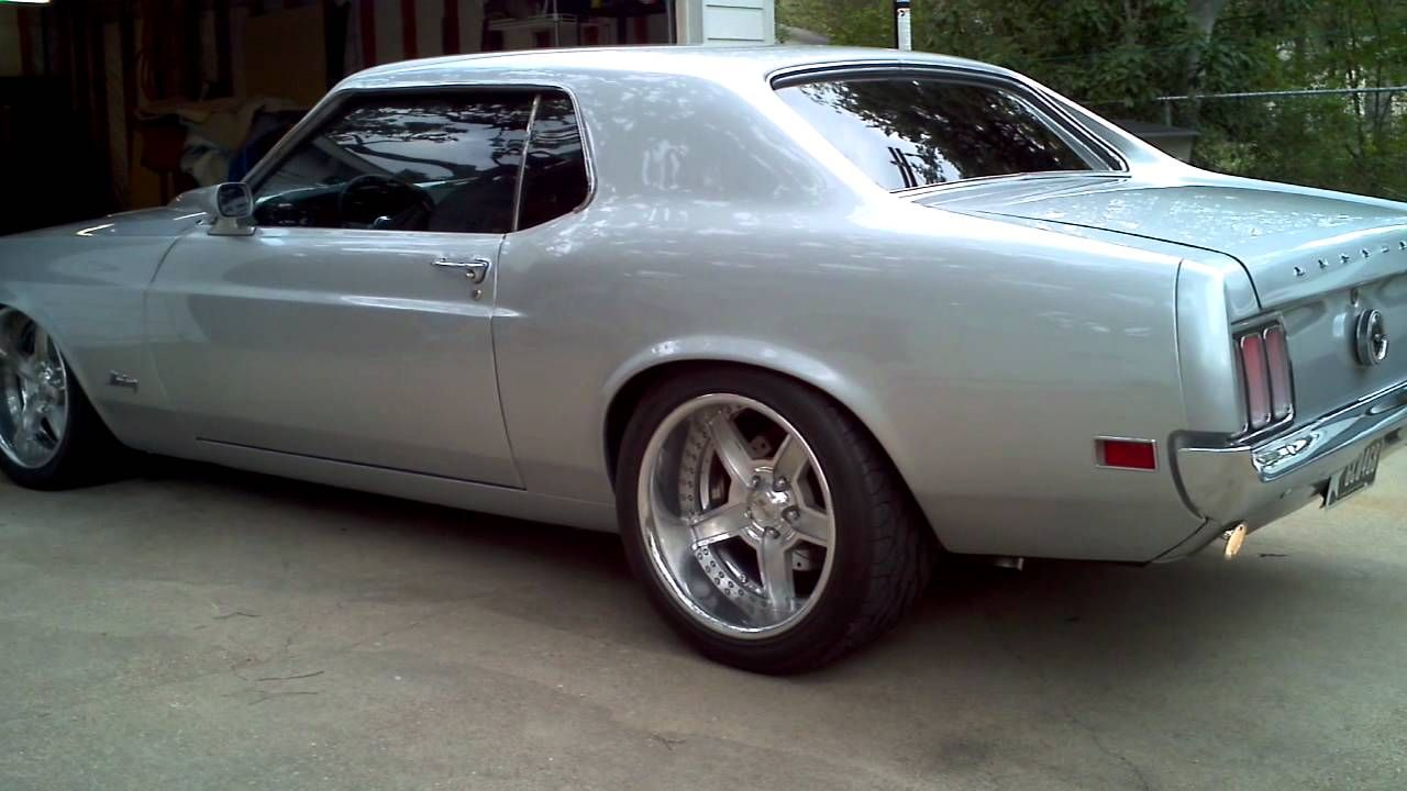 1970 Mustang Coupe Mustang Coupe Old School Vans Mustang